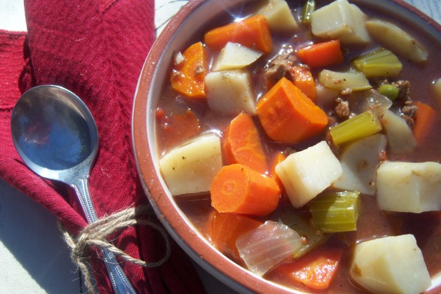 Chunky Vegetable Stew