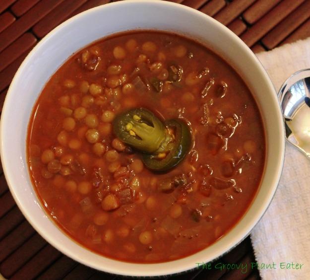 Spicy Lentil Soup 1